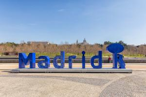 Letras de Madrid Río