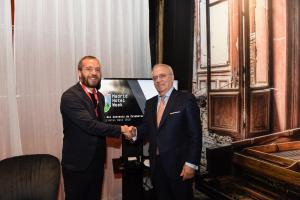 Acuerdo de los Hoteleros y Turismo del Ayuntamiento
