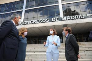 210915_Almeida visita la futura sede de la OMT