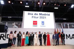Día de Madrid en FITUR