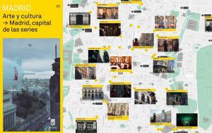 Madrid, capital de las series