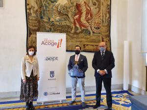 Roberto Sobrino, ganador de la XII edición del Premio Madrid Acoge_1