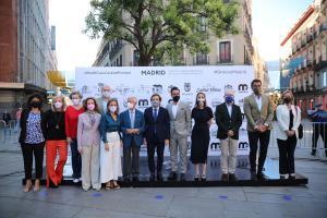 Presentación Totem Gracias Madrid