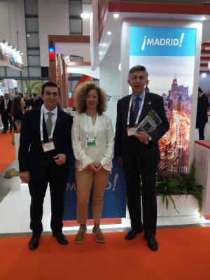 Madrid en la IMTM