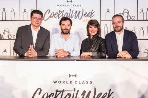Presentación Cocktail Week Madrid
