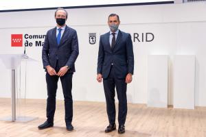 Madrid con Movelia, conectividad terrestre