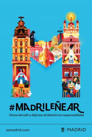 Campaña #Madrileñear