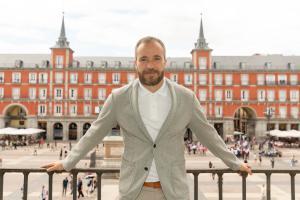 Miguel Sanz, director de Turismo del Ayuntamiento de Madrid