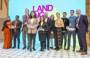 Premiados de la primera edición de Landing Madrid