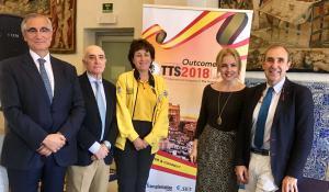 Presentación del Congreso Mundial de Trasplantes