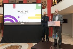 Presentación Vuelve a Madrid
