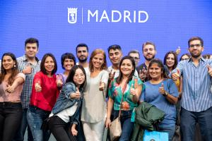 Quinta edición de Madrid Student Welcome Day