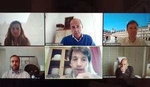 Webinar II: Comunicación en tiempos de crisis